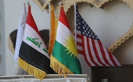 US poll: Kurds losing support for America