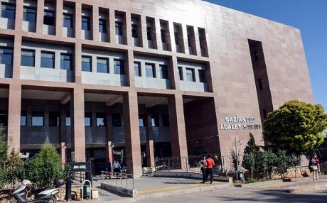 Turkey detained and tried Australian jihadist Neil Prakash in 201 (courthouse pictured) on charges of joining IS; Australia has stripped his citizenship. Photo: AFP
