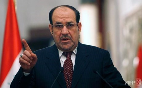 Iraqi Vice President Nouri ai-Maliki. AFP file photo