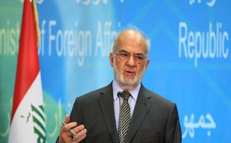 Iraqi Foreign Minister Ibrahim al-Jaafari. Photo: AP