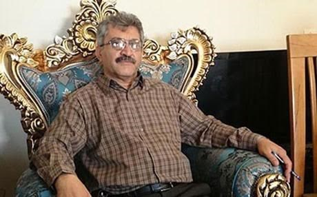 Dr. Rauf Karimi. Photo: Rudaw.