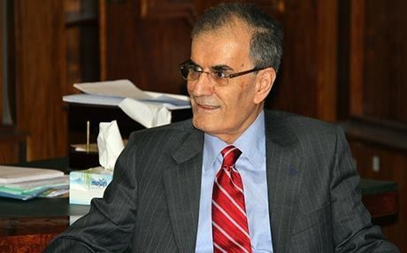 Kirkuk Governor Najmaldin Karim. Photo: Rudaw