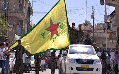 The Kurdish YPG forces are in control of Syria's Kurdish-administered regions. AFP file photo.
