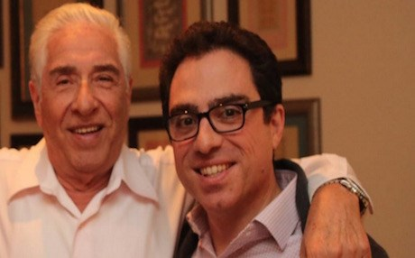 Baquer Namazi and his son are currently being in held in Tehran's Evin prison.