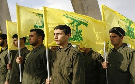 Hezbollah fighters. Photo: AP