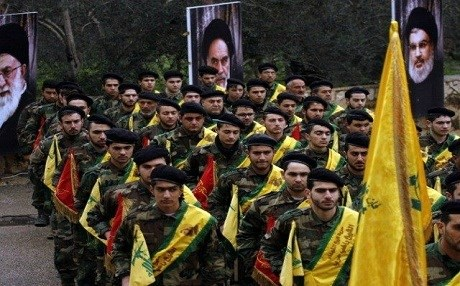 Image result for Hezbollah fighters