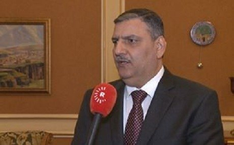 Riyadh Hijab head of the Syrian oppositions delegation for peace talks. Photo: Rudaw