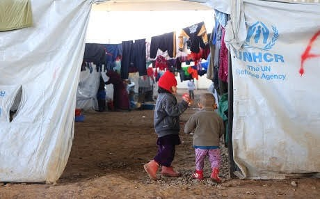 Nearly 1,6 million refugees have taken shelter in Kurdish controlled areas since 2013. Photo by Farzin Hassan/Rudaw