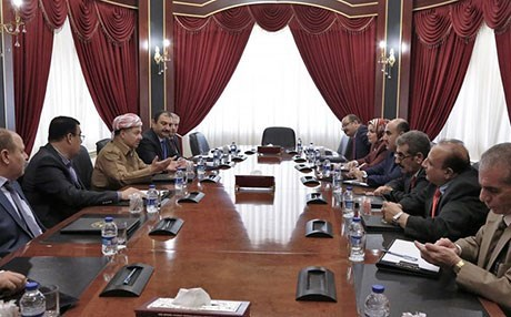 Barzani: I will not stand in next presidential elections