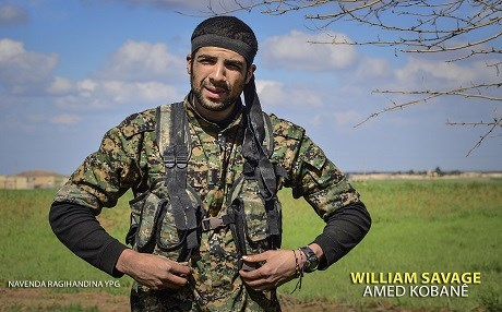 William Savage of the state of Maryland died on August 10. Photo: YPG