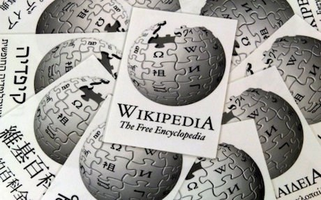 There is a dearth of information in Kurdish on Wikipedia. Photo: AFP