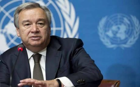 نتيجة بحث الصور عن الامين العام للامم المتحدة