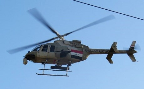 helicopter crash in iraq