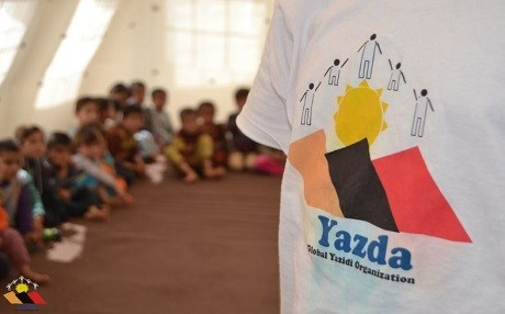 Yazda has provided emergency aid, including psychological care, to Yazidi women and girls upon their rescue. Photo: Yazda