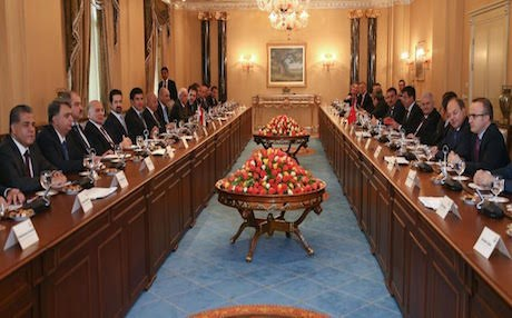 Joint summit to address Kurdish-Turkish business ties, trade, in