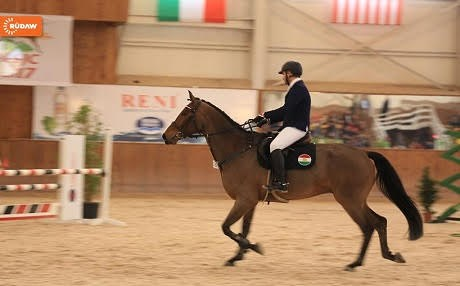 Horse riders from Canada, France, Britain, Egypt, Turkey, Jordan, Libanon, UAE and Iraq have taken part in the event.