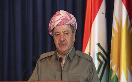 Masoud Barzani, president of the Kurdistan Region. Photo: Rudaw