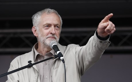 Leader of Britain's Labour Party Jeremy Corbyn. Photo: AFP