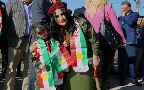 Kurdistan intends to hold a referendum on independence this year. Photo: Rudaw