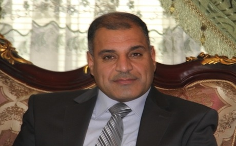 """The cabinet of ministers does not have the authority to remove me,"" said Juburi, who won a second term as governor in June. ""According to Article 20 of the provincial law, only the Provincial Council has such powers."" Photo: akhbaar.org"