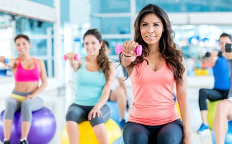 e3c107782 30 دقيقة رياضة يومياً تجعل النساء يشعرن بأنهن