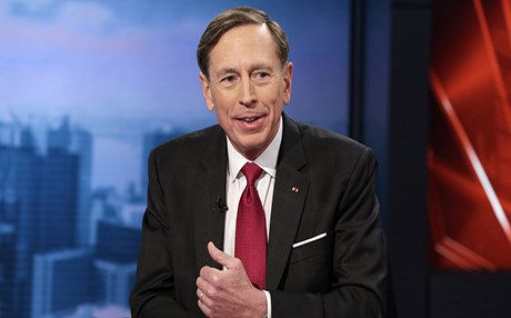 David Pretraeus works in New York as a partner at the private equity firm KKR and is chairman of the KKR Global Institute. Photo: AP