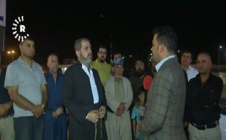 The families of Peshmerga captives speak to Rudaw just hours after the release of Saed Ahmed Omar  on Saturday, after two months in ISIS captivity.