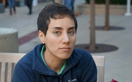 Maryam Mirzakhani, the world-renowned mathematician. Photo: Stanford