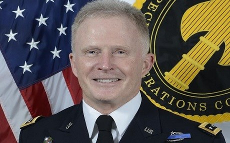 General  Raymond Thomas, Commander of the US Special Forces. Photo: US DoD