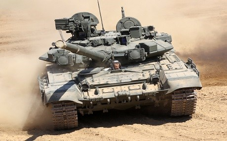 iraq plans to shore up its ground forces with russian t 90 tanks