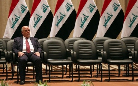 Iraqi Prime Minister Haider al-Abadi. File photo: AFP
