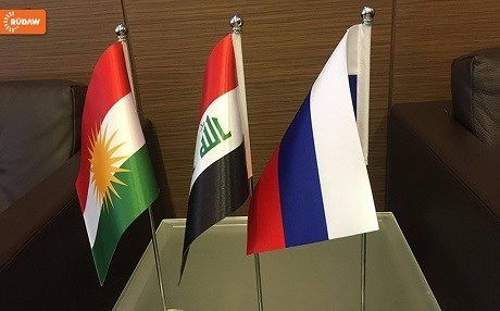 Russia has avoided taking a clear stance on Kurdistan's independence aspirations. Photo: Rudaw