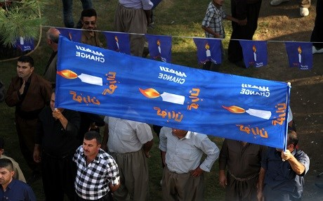 Gorran has not supported or opposed the referendum, but has raised objections to the timing and mechanism of the vote. File photo: Rudaw/Sartip Othman