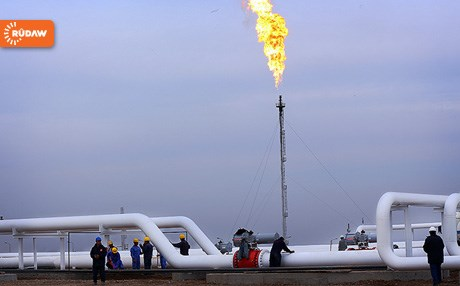 Oil-dependent Kurdistan Region exports its oil through a pipeline to Turkey's Ceyhan port. File photo: Rudaw