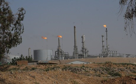 Turkey that controls the Ceyhan oil pipeline has said that they will cooperate with Iraq to bring the international borders and oil exports under the control of the Iraqi authorities. File photo: Rudaw/Farzin Hassan