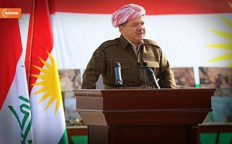 President Masoud Barzani. File photo: Rudaw