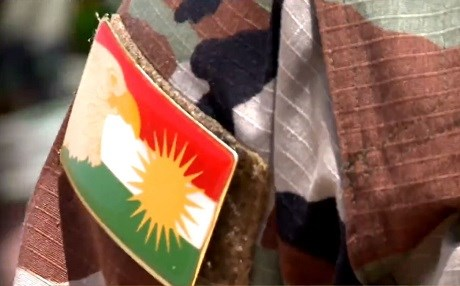 The two Yezidi units have a combined 13,000 Peshmerga fighters on their payroll. They stayed in their positions in the Yezidi areas even though they received orders to withdraw to KRG-controlled areas. File photo: Rudaw TV