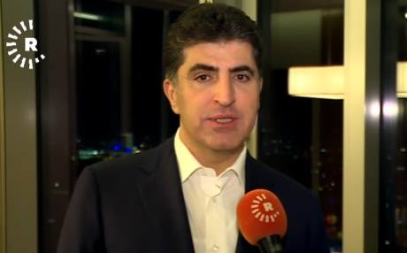 Rudaw interviews Nechirvan Barzani, the prime minister of the Kurdistan Region, speaks with Rudaw in Berlin on Tuesday.