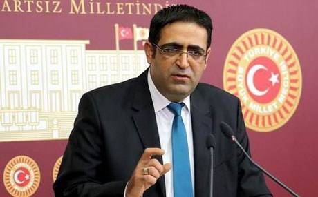Member of the Turkish parliament Idris Baluken, 431, from the pro-Kurdish HDP party has received the sentence over charges of terrorism. He denies the charges. File photo: Rudaw
