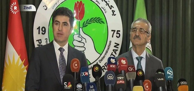 PUK, KDP push for a united Kurdish list in Iraqi elections