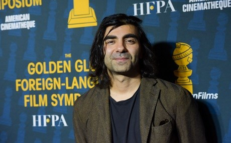 Director Fatih Akin attends The Golden Globe Foreign-Language Nominees Series 2018 Symposium presented by The Hollywood Foreign Press Association & The American Cinematheque at the Egyptian Theatre in Los Angeles on January 6. Photo: Tara Ziemb | AFP