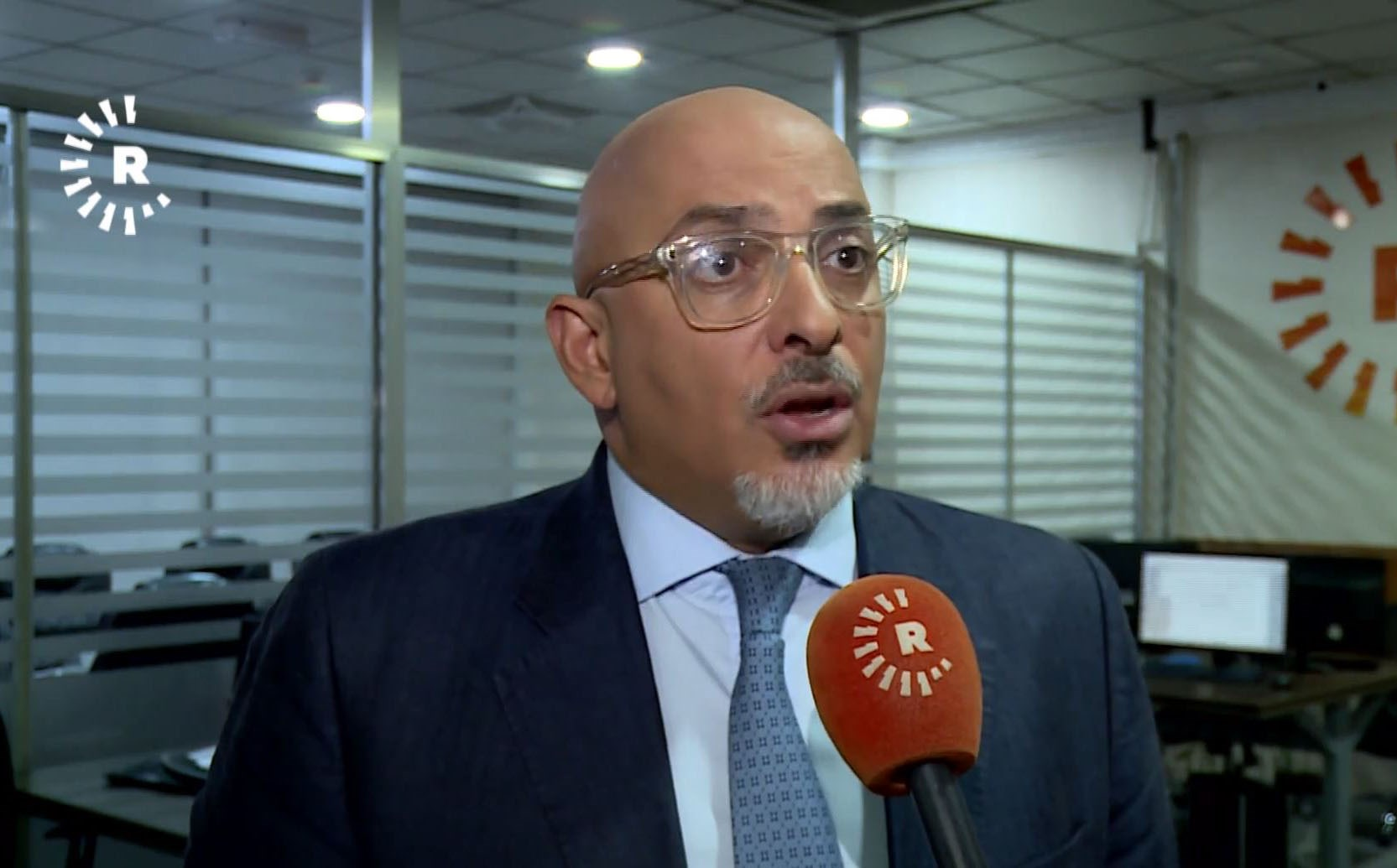 Nadhim Zahawi, member of the UK parliament. File photo: Rudaw
