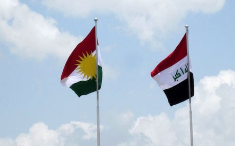 A source from Iraq's Interior Ministry confirmed to Rudaw that the Kurdish delegation will also meet with other ministers in Baghdad. Rudaw photo