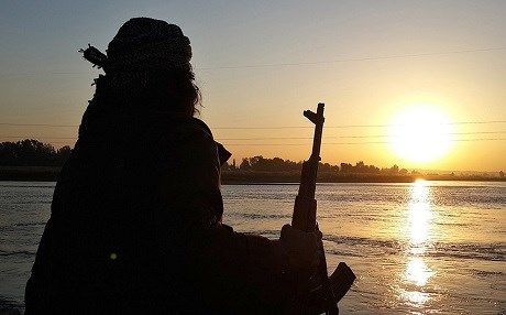 Some 40,000 foreign fighters have joined ISIS in Iraq and Syria. Photo: AP