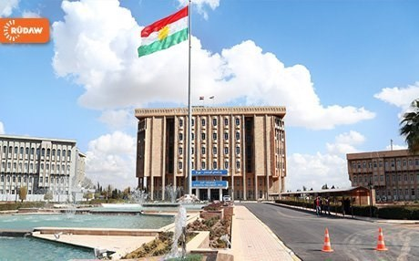 The parliament of the Kurdistan Region. File photo: Rudaw