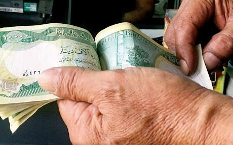 Benefit payments will now be 120,000 dinars monthly. File photo: AFP