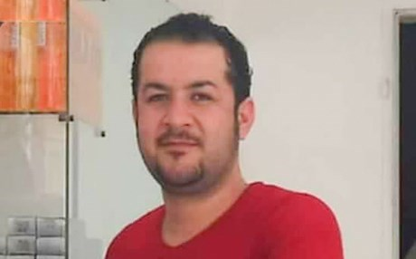 Faraidun Salam Aziz, 35, was from Ranyah. He died in Germany on May 1. Photo: Rudaw
