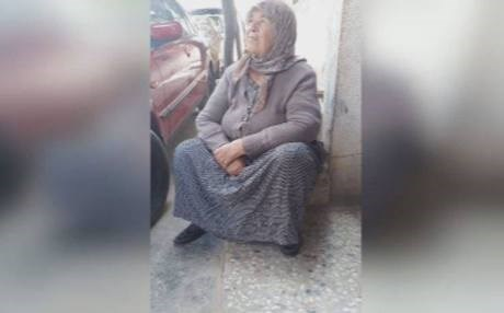 Zenab Jaafar Kozo  died shortly after member of the Free Syrian Army (FSA) denied her entry into her village. Photo supplied to Rudaw
