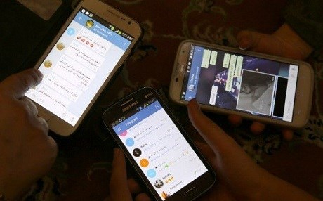 Iraq's Ministry of Communication is shutting down internet services during exams. File photo: AFP