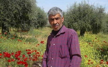 Ahmed Sheikho, deputy head of the local council in Afrin's Shiye, died on Tuesday. Photo: supplied